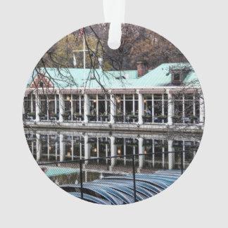 Boathouse del restaurante de Loeb del Central Park