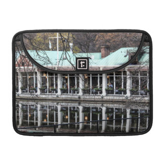 Boathouse del restaurante de Loeb del Central Park Fundas Para Macbook Pro