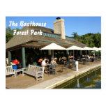 Boathouse en Forest Park Postal