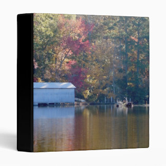 Boathouse on Blount's Creek - Chocowinity, NC Binder
