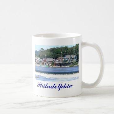 FordLou Boathouse Row 2 - Philadelphia Coffee Mug
