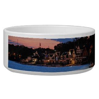 Boathouse Row dusk Bowl
