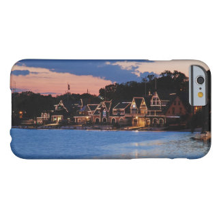 Boathouse Row dusk Barely There iPhone 6 Case
