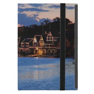 Boathouse Row dusk Case For iPad Mini