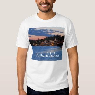 Boathouse Row dusk Shirt