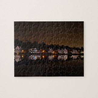 Boathouse Row Puzzle