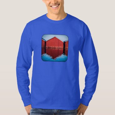 MPSPhotos Boathouses T-Shirt