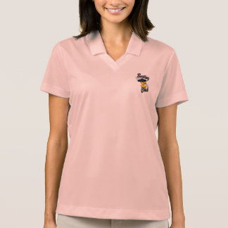 Boating Chick #4 Polo Shirt