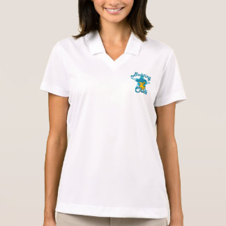 Boating Chick #7 Polo Shirt