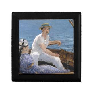 Boating - Édouard Manet Gift Box