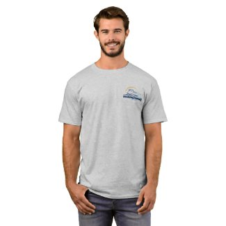 Boating Journey Men's Short Sleeve T-Shirt