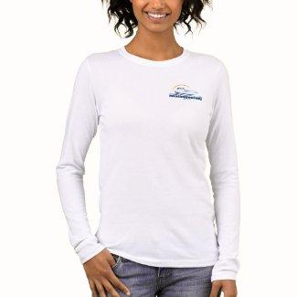 Boating Journey Women's Long Sleeve T-Shirt