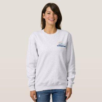 Boating Journey Women's Sweatshirt