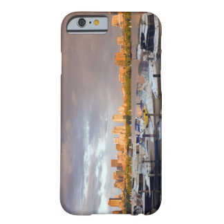Boating on The Charles River at dusk Barely There iPhone 6 Case
