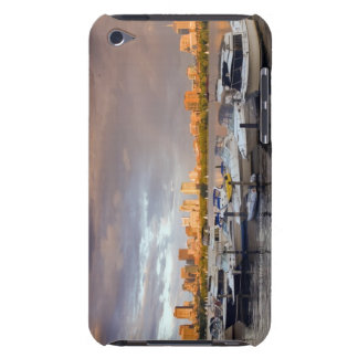 Boating on The Charles River at dusk iPod Case-Mate Case