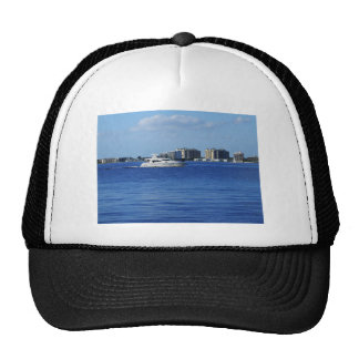 Boating Past Ft. Myers Hats