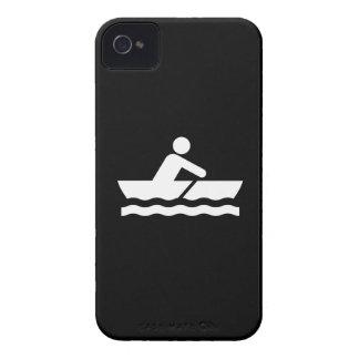 Boating Pictogram iPhone 4 Case
