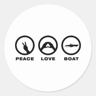 Boating Sticker