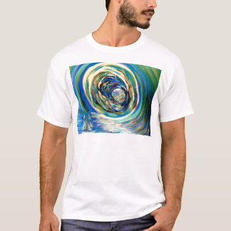"""Boating To A New World""  CricketDiane Art T-Shirt"