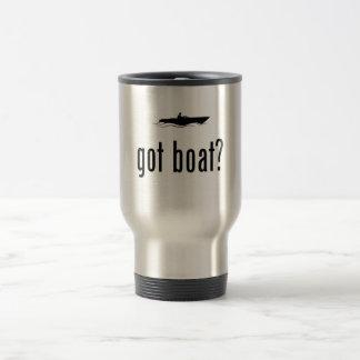 Boating Travel Mug
