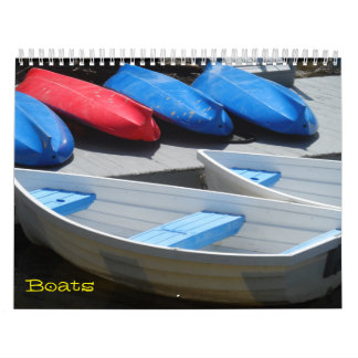 Boats 2016 calendar