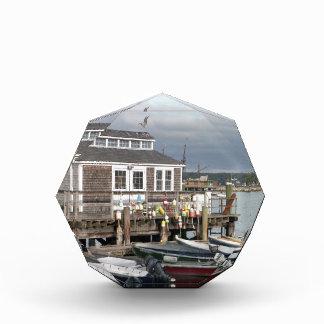 Boats And Buoys Acrylic Award