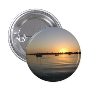Boats and Sunrise Buttons