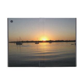 Boats and Sunrise Cases For iPad Mini