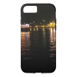 Boats and Yellow Lights iPhone 8/7 Case