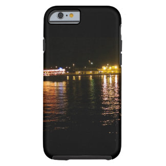 Boats and Yellow Lights Tough iPhone 6 Case