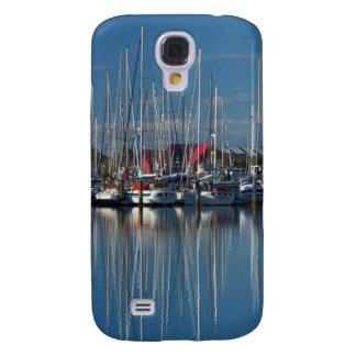 Boats at Nelson Marina 3 Samsung S4 Case