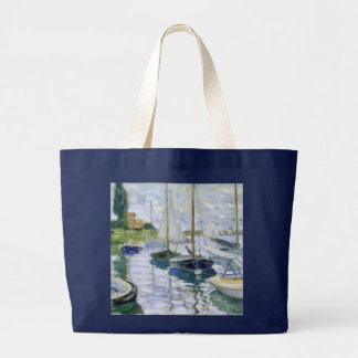 Boats At Rest Tote Bags
