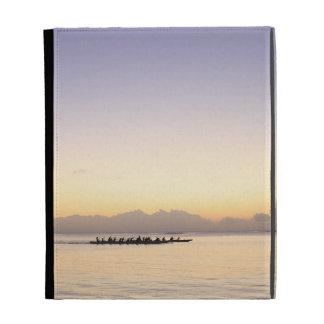Boats at Sea iPad Folio Case