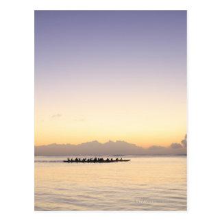 Boats at Sea Postcards