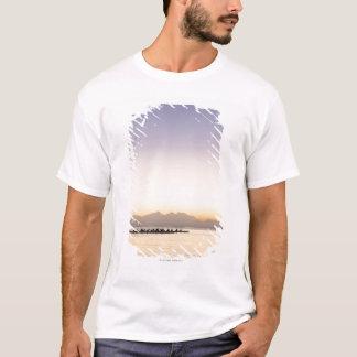Boats at Sea T-Shirt