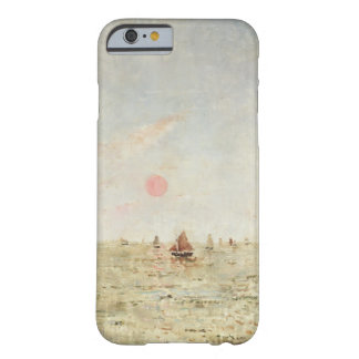 Boats at Sunrise (oil on panel) iPhone 6 Case