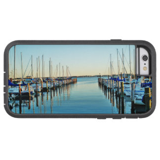 Boats At The Marina by Shirley Taylor Tough Xtreme iPhone 6 Case