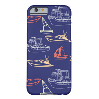 Boats Barely There iPhone 6 Case