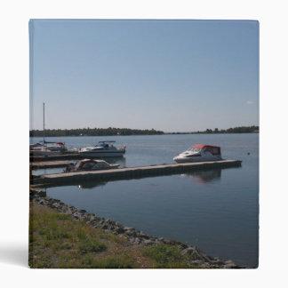 Boats Binder