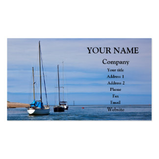 Boats Business Card