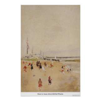 Boats by James Abbott McNeill Whistler Posters