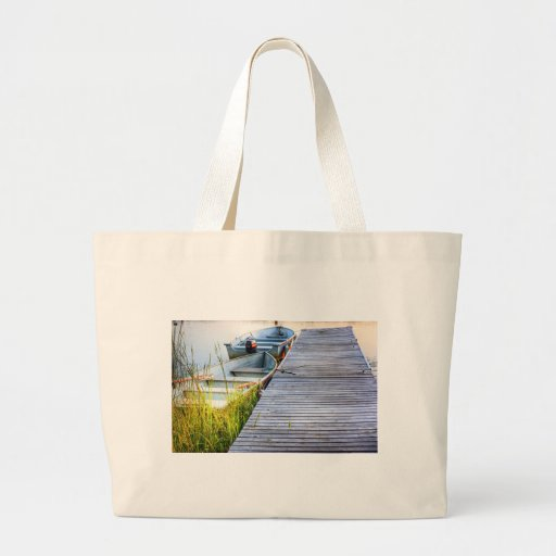 Boats by the Dock Bag