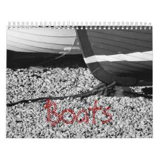 Boats Wall Calendars