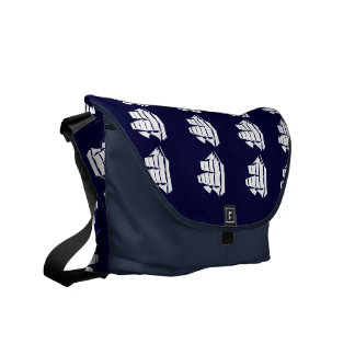 Boats Courier Bag