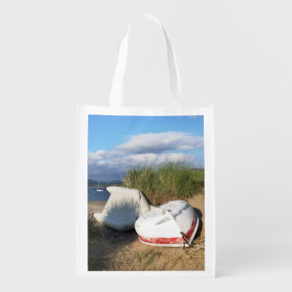 BOATS GROCERY BAG