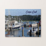 Boats in a Cape Cod Harbor Puzzles