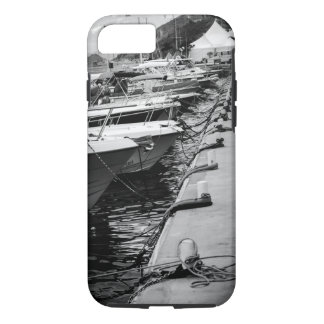 """Boats in a Row"" iPhone 7 case"