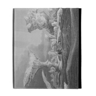 Boats in a Swell Amongst Ice, August 24, 1826, fro iPad Folio Case