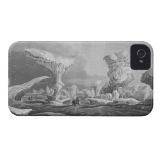 Boats in a Swell Amongst Ice, August 24, 1826, fro iPhone 4 Case-Mate Cases