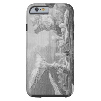 Boats in a Swell Amongst Ice, August 24, 1826, fro Tough iPhone 6 Case